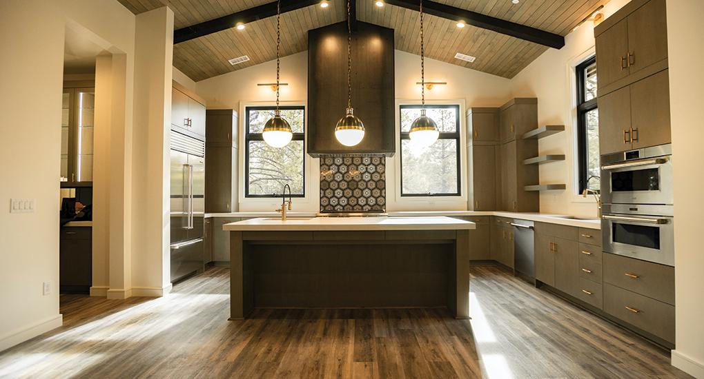 Coconino Ridge Kitchen