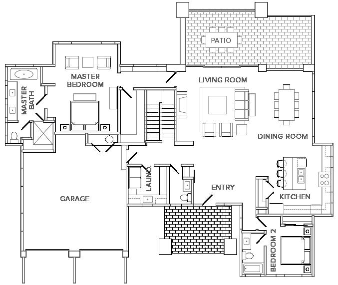Kaibab floorplan