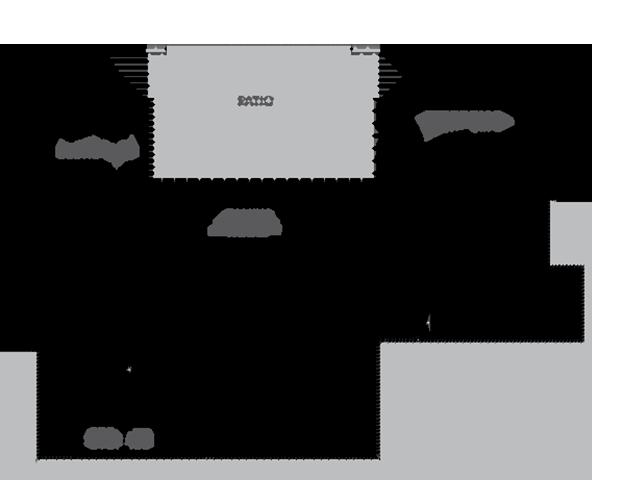 coronado floorplan