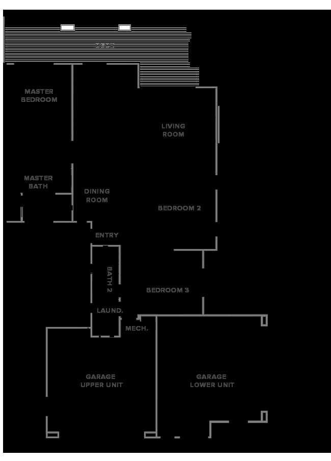 agassiz floorplan
